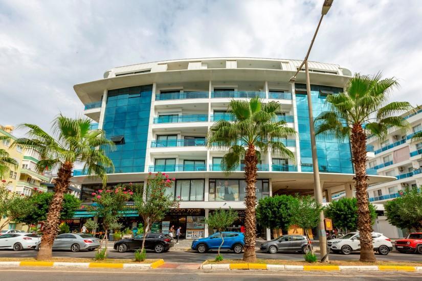 Трёхкомнатная квартира в самом популярном районе Алании - Фото 2