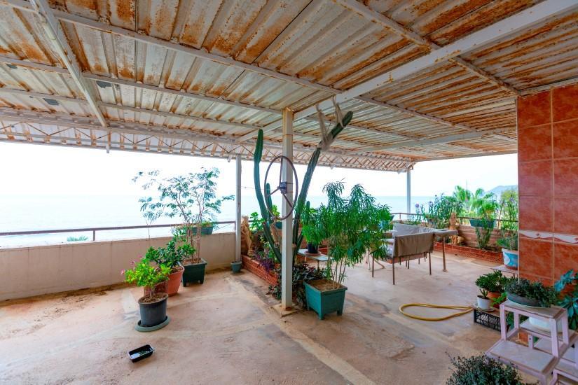 Трехкомнатная квартира в центре Алании рядом с пляжем Клеопатра - Фото 10