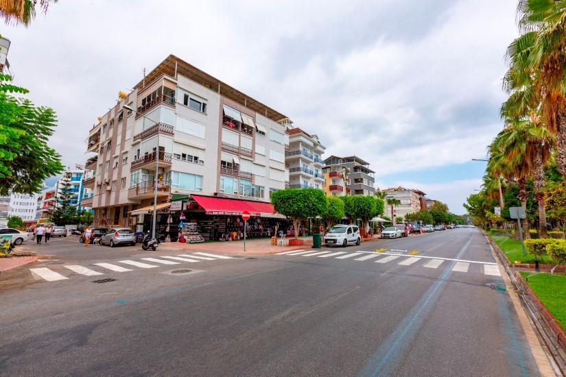 Трехкомнатная квартира в центре Алании рядом с пляжем Клеопатра - Фото 2