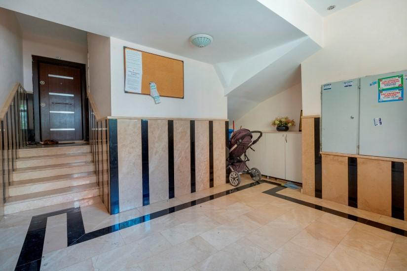 Недорогая четырехкомнатная квартира в самом центре Алании - Фото 5