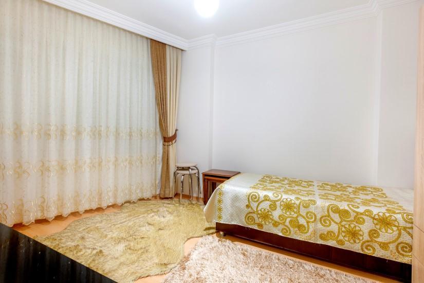 Недорогая четырехкомнатная квартира в самом центре Алании - Фото 8