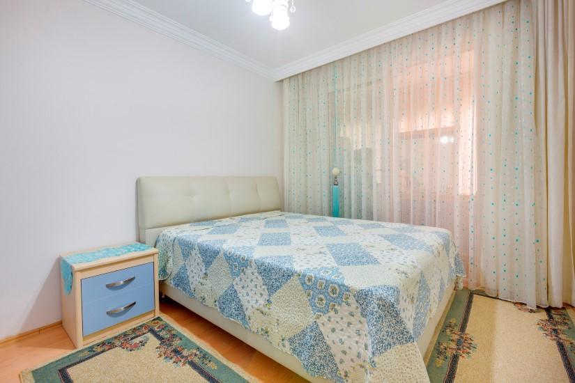 Недорогая четырехкомнатная квартира в самом центре Алании - Фото 11