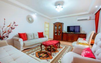 Недорогая четырехкомнатная квартира в самом центре Алании