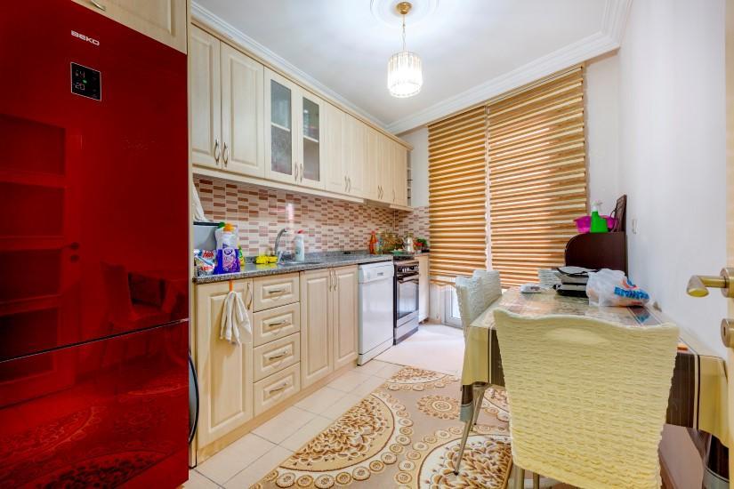 Недорогая четырехкомнатная квартира в самом центре Алании - Фото 14