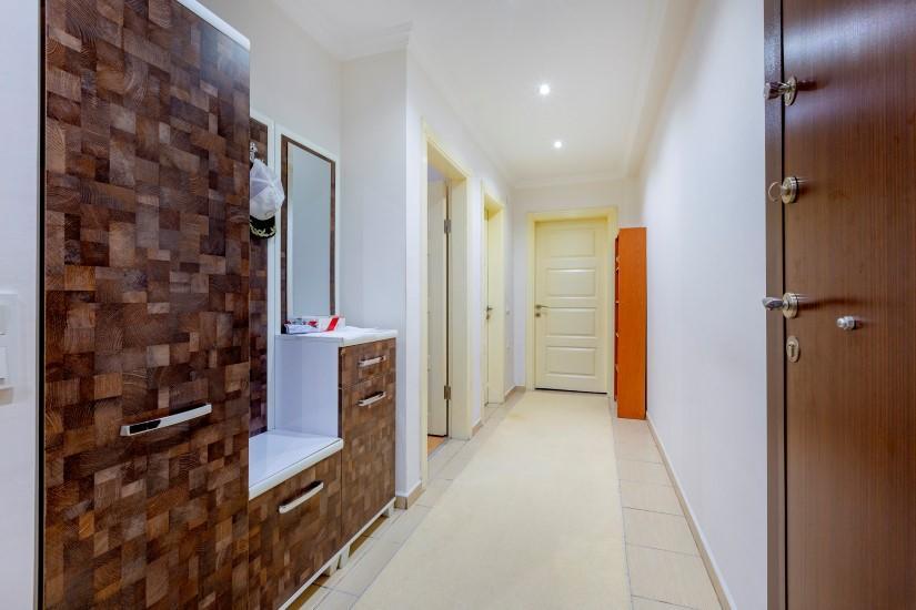 Недорогая четырехкомнатная квартира в самом центре Алании - Фото 16