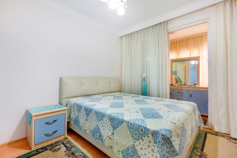 Недорогая четырехкомнатная квартира в самом центре Алании - Фото 19