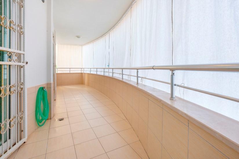 Недорогая четырехкомнатная квартира в самом центре Алании - Фото 21
