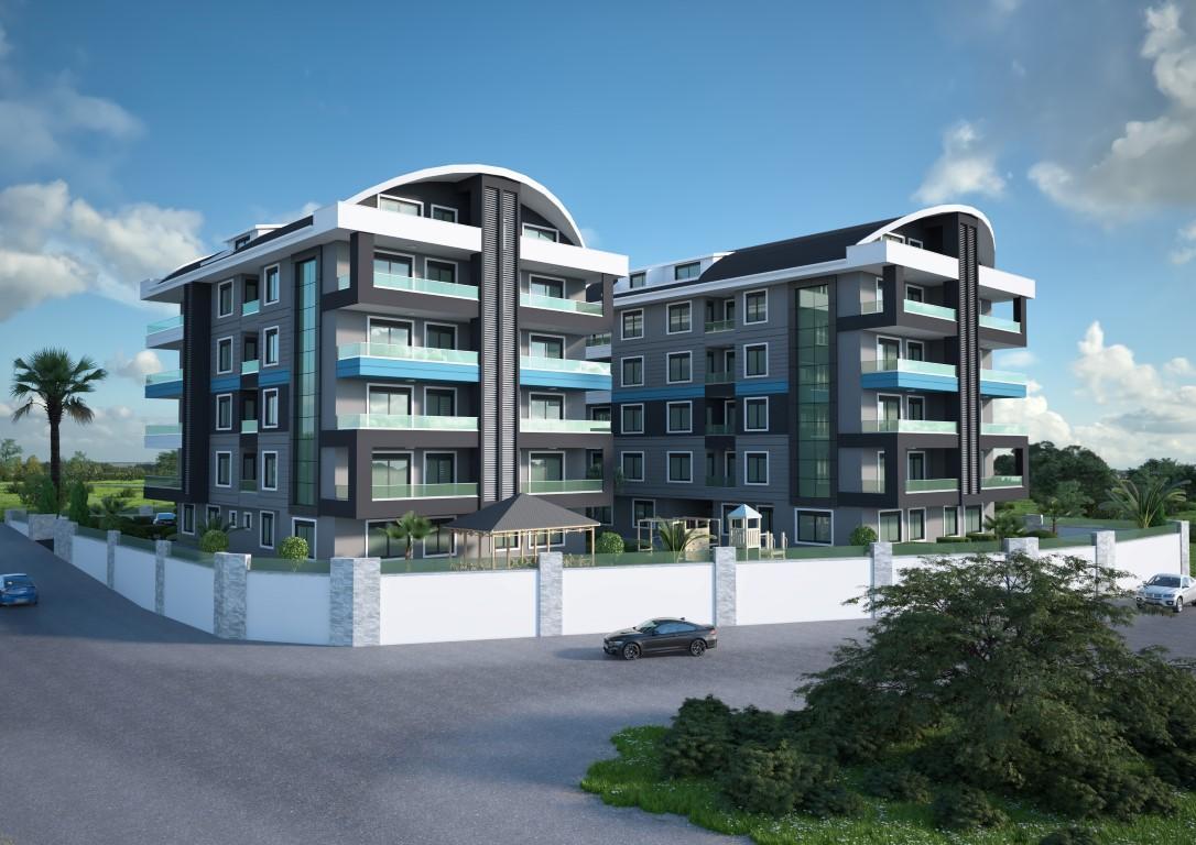 Новый комплекс рядом с морем, с просторными планировками - Фото 3