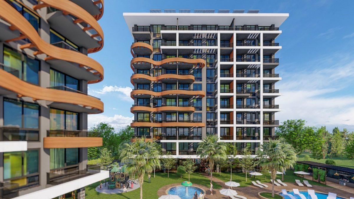 Новый инвестиционный проект в районе Авсаллар - Фото 8