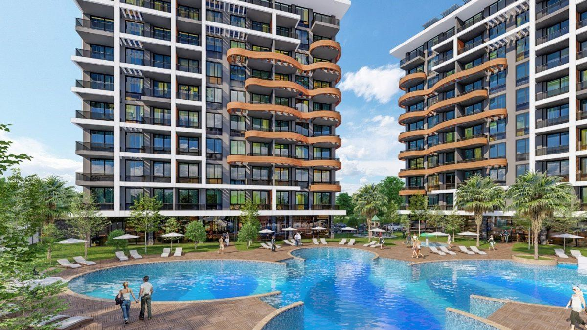 Новый инвестиционный проект в районе Авсаллар - Фото 4