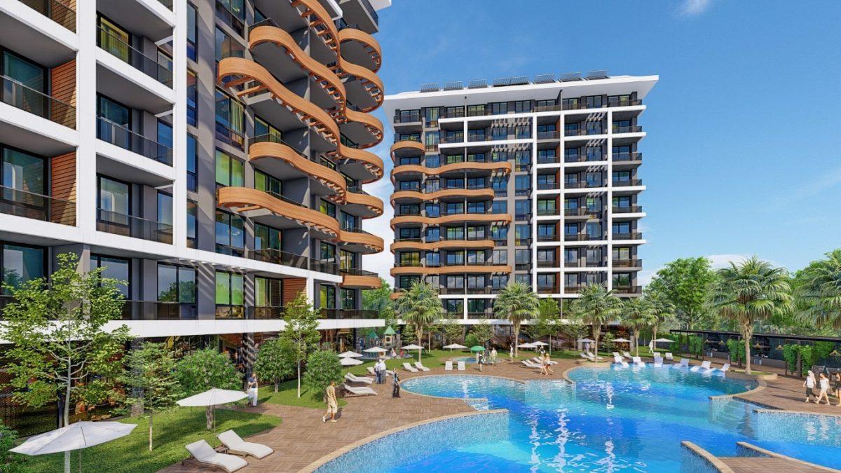 Новый инвестиционный проект в районе Авсаллар - Фото 3
