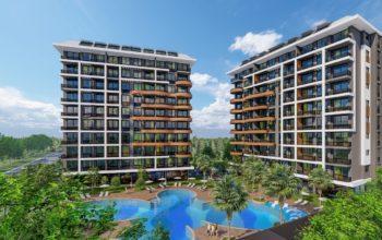 Новый инвестиционный проект в районе Авсаллар