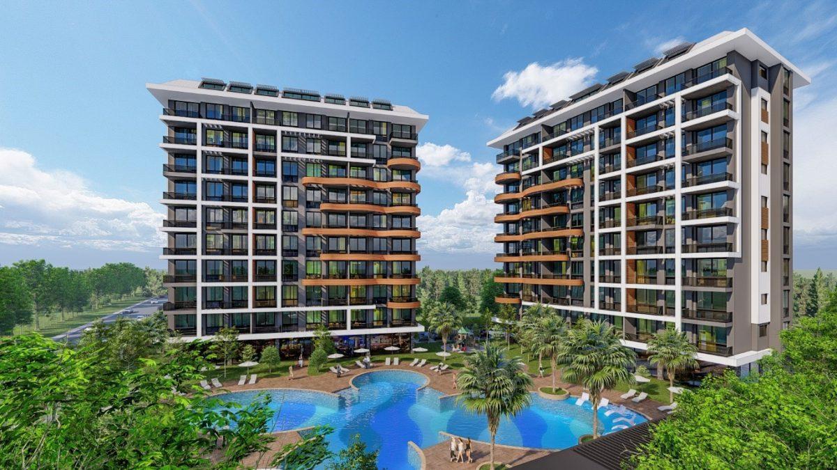 Новый инвестиционный проект в районе Авсаллар - Фото 1