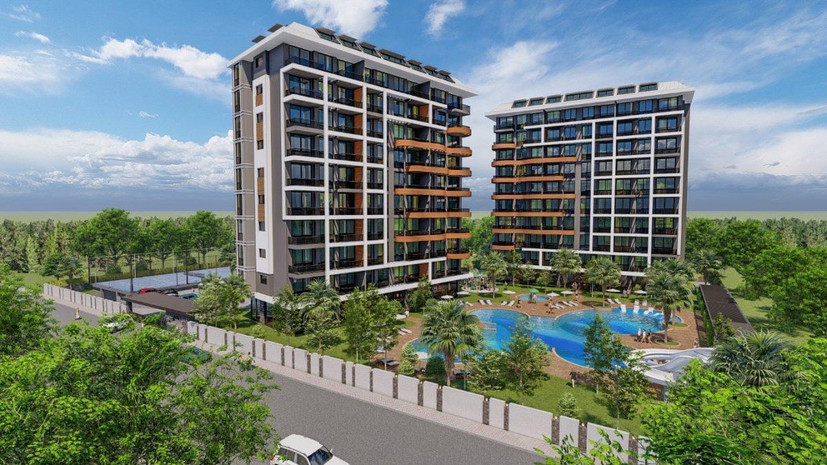 Новый инвестиционный проект в районе Авсаллар - Фото 6