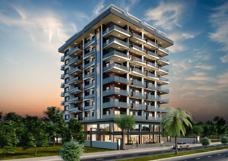 Новый инвестиционный проект в Махмутларе - Фото 1