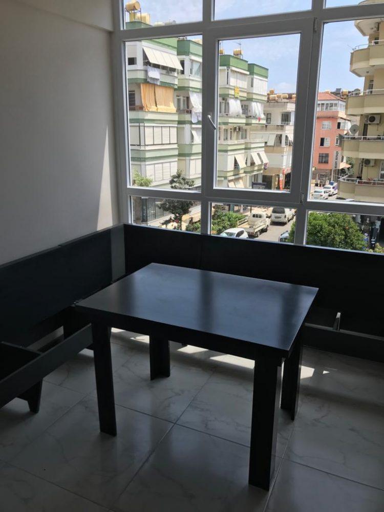 Апартаменты 2+1 в центре Алании по выгодной цене - Фото 1