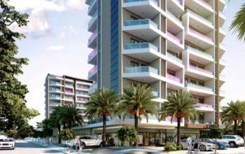 Новый жилой комплекс премиум-класса в районе Авсаллар