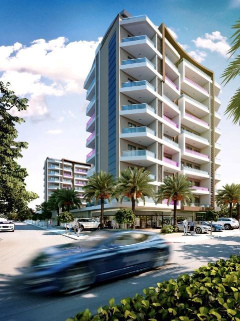 Новый жилой комплекс премиум-класса в районе Авсаллар  - Фото 1
