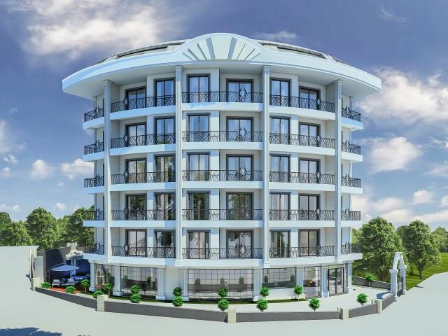 Cтроительство жилого комплекса в районе Тосмур - Фото 1
