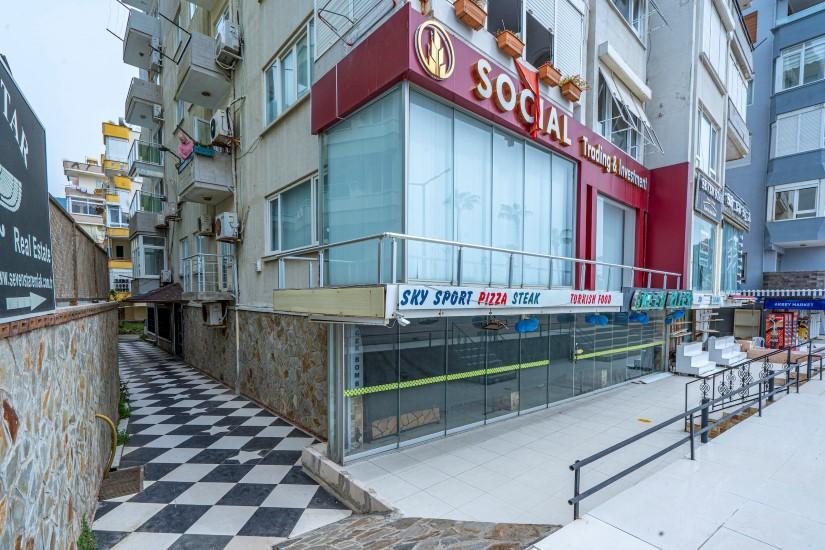 Недорогая трехкомнатная квартира в самом центре Алании - Фото 2