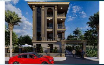 Апартаменты в новом комплексе по привлекательным ценам в Махмутларе