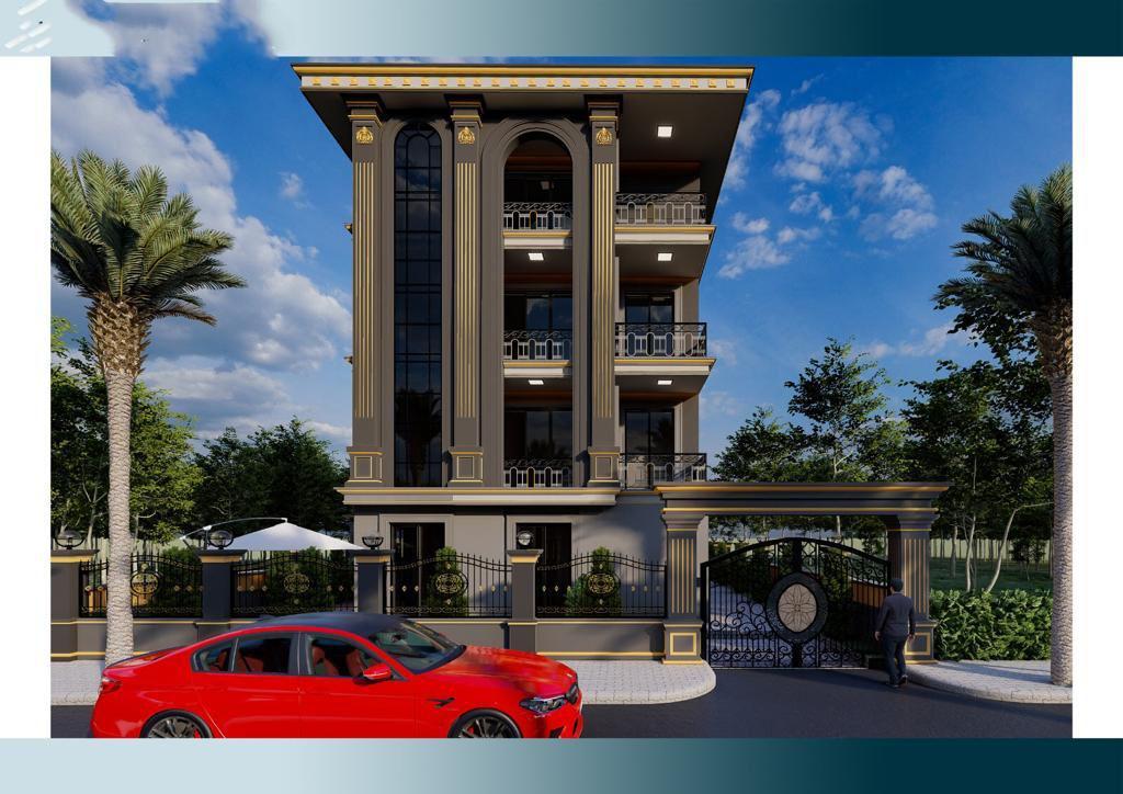 Апартаменты в новом комплексе по привлекательным ценам в Махмутларе - Фото 1