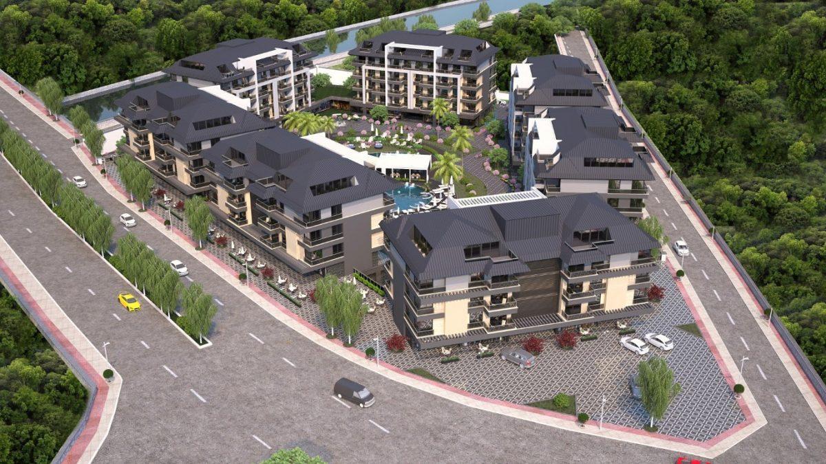 Грандиозный инвестиционный проект в европейском районе Оба - Фото 2