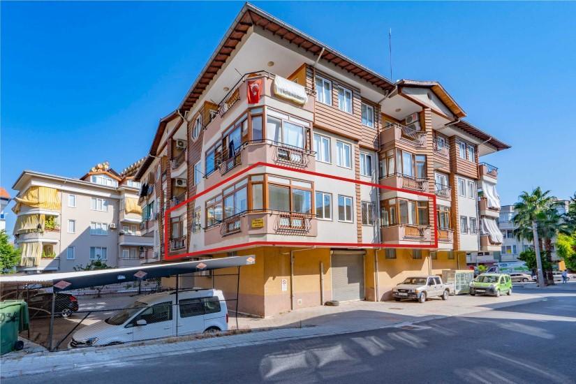 Четырёхкомнатная квартира в центре Алании по доступной цене - Фото 8