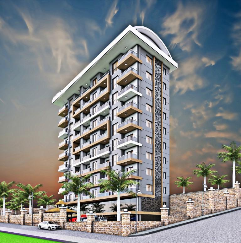 Новый инвестиционный проект в районе Тосмур - Фото 2