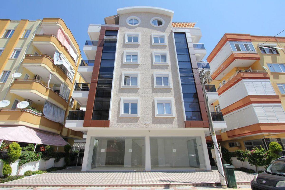 Коммерческое помещение в центре Алании по привлекательной цене - Фото 1