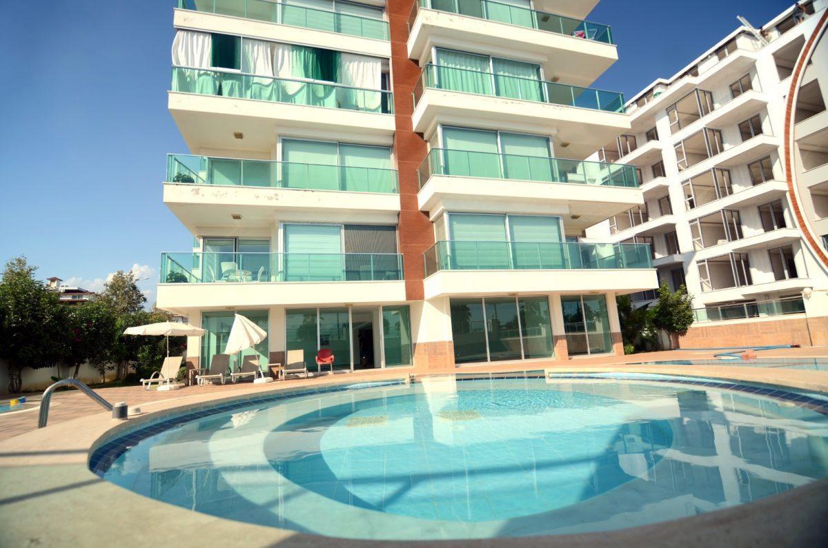 Меблированная квартира 2+1 на первой береговой линии в Кестеле - Фото 2