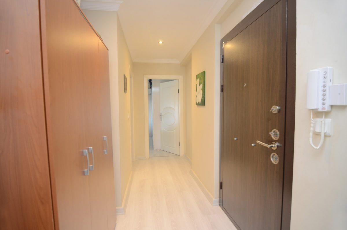 Просторная меблированная квартира 2+1 в Махмутларе - Фото 14