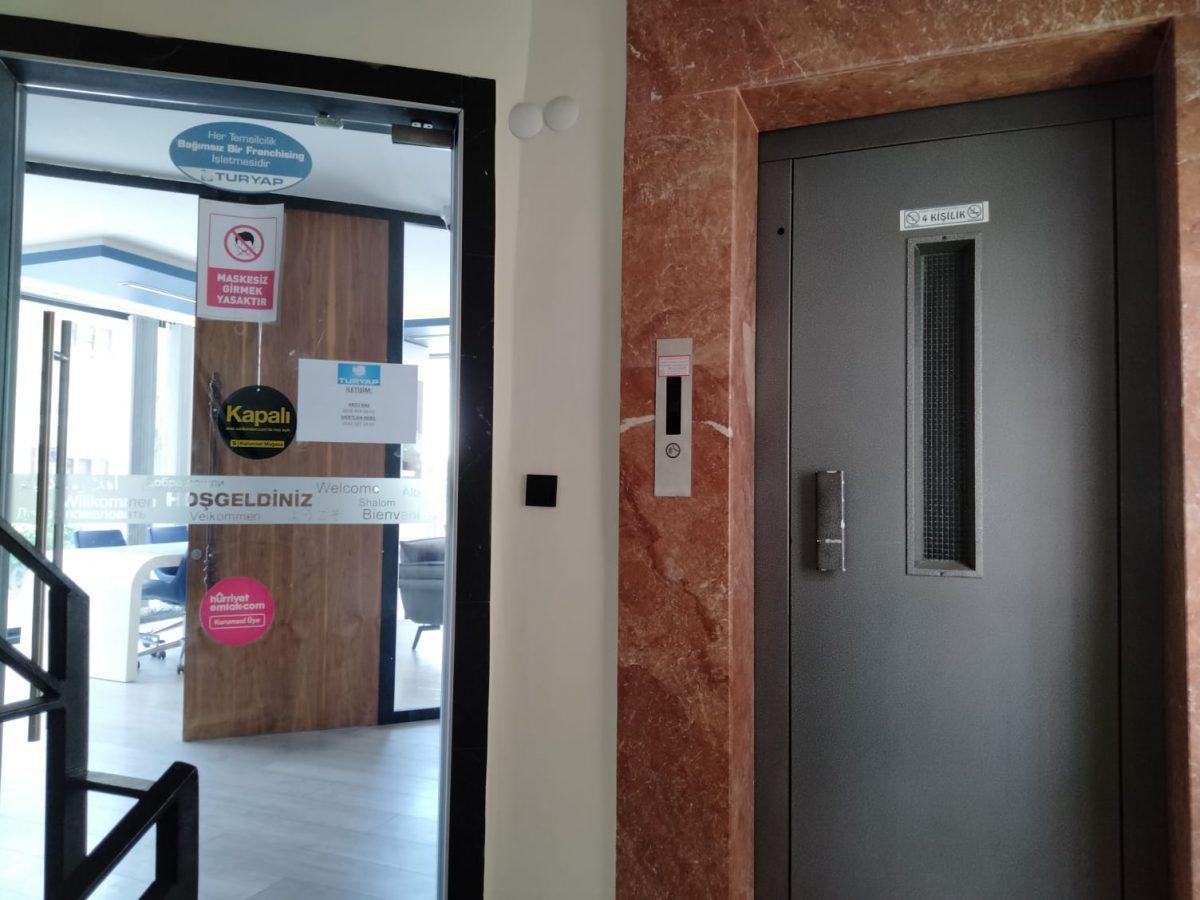 Офис с удачной локацией в центре Алании - Фото 3