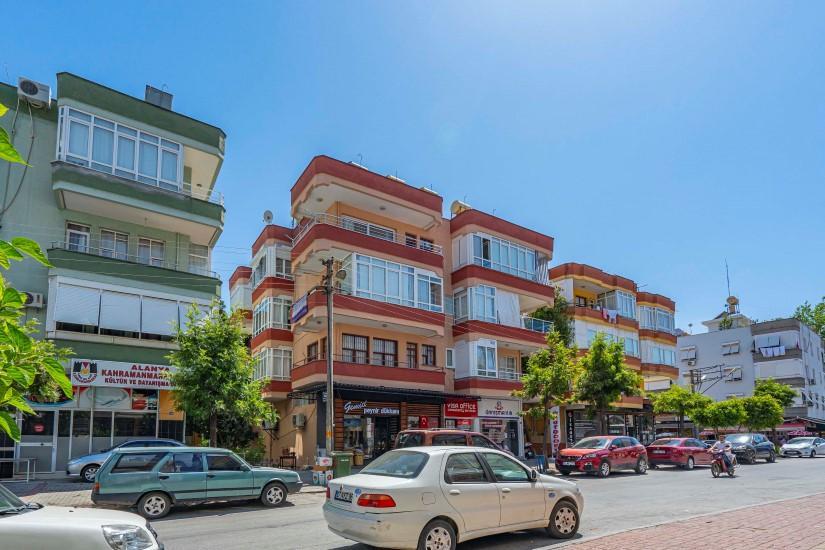 Трёхкомнатная квартира в центре Алании - Фото 4