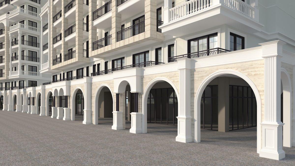 Новый элитный проект в центре города Алании - Фото 11