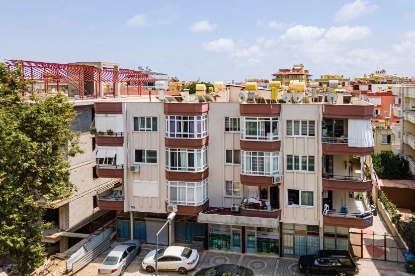 Апартаменты 2+1 в центре Алании - Фото 2