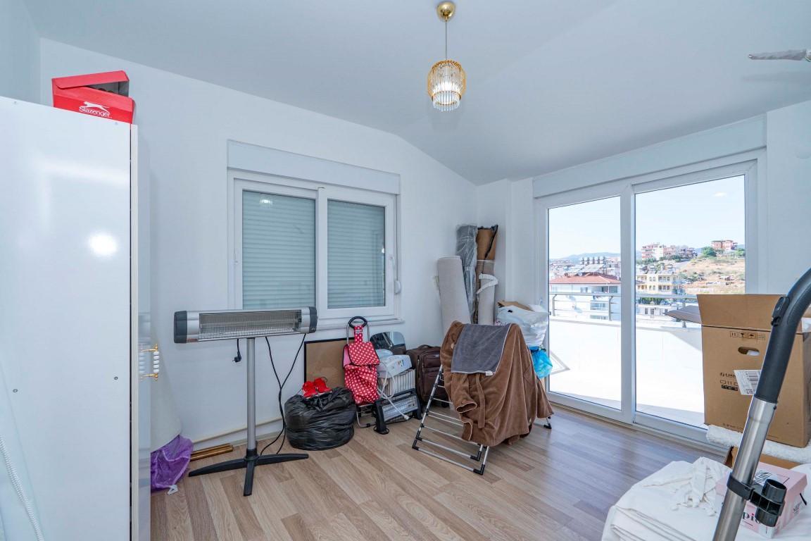Просторный пентхаус с пятью спальнями в спокойном районе Конаклы - Фото 20
