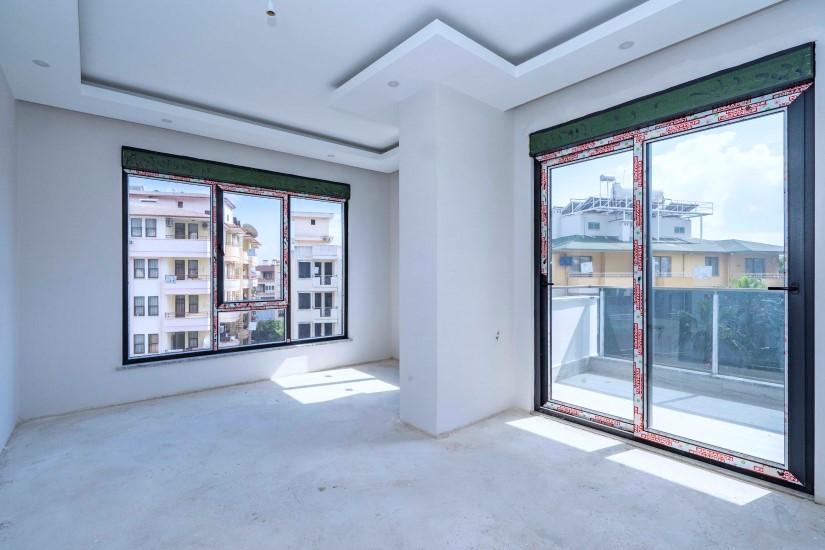 Новая квартира 2+1 в комплексе люкс в центре Алании - Фото 19
