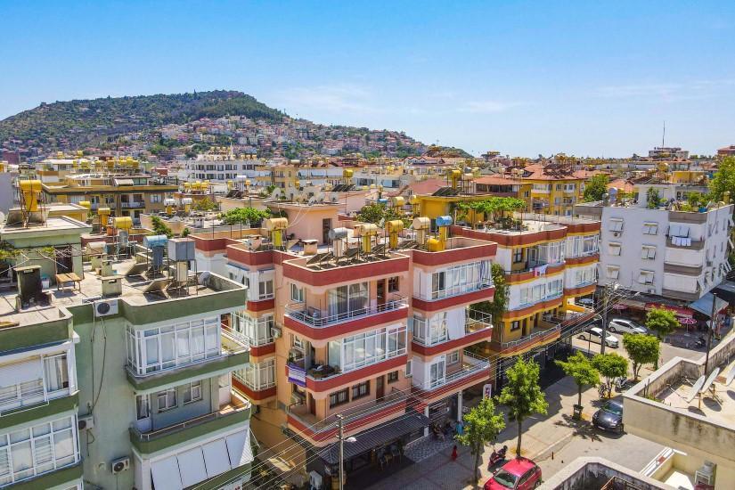 Трёхкомнатная квартира в центре Алании - Фото 3
