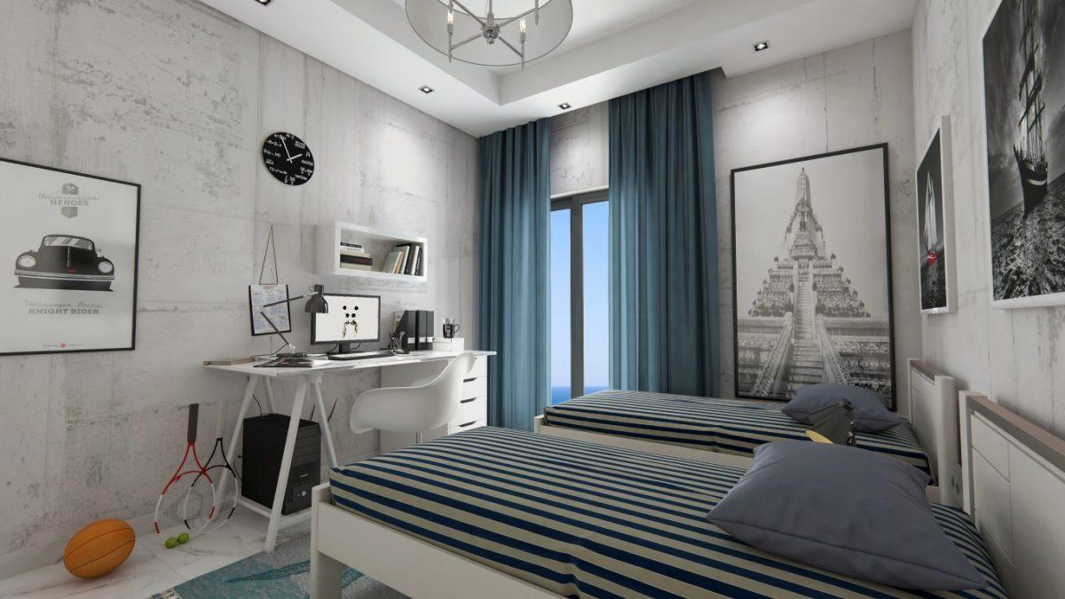 Новый инвестиционный проект на начальном этапе строительства  в районе Демирташ - Фото 15