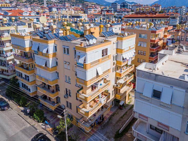 Недорогая просторная четырех комнатная квартира в самом центре Алании - Фото 21