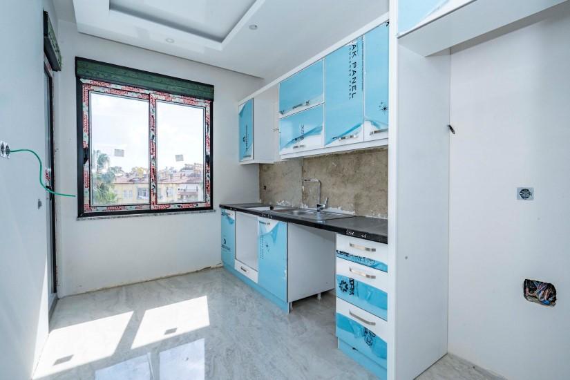 Новая квартира 2+1 в комплексе люкс в центре Алании - Фото 18