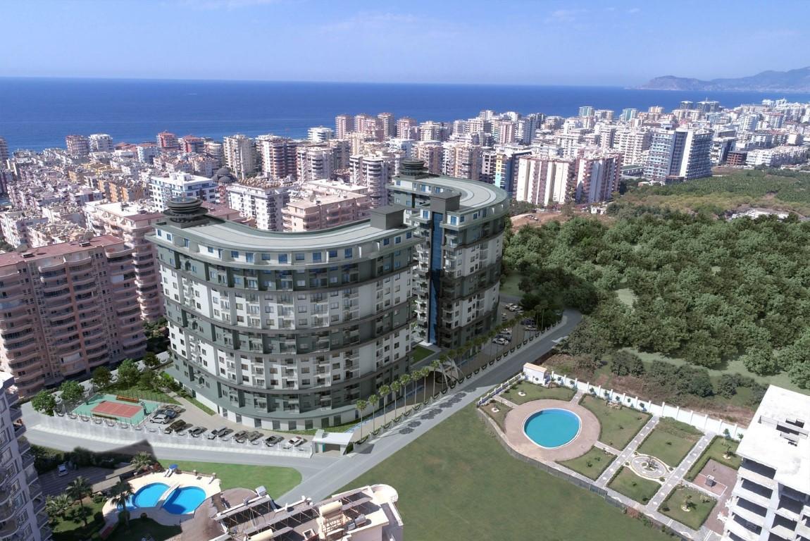 Апартаменты в новом ЖК в Махмутларе - Фото 15