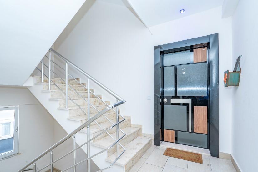 Трехкомнатная квартира с мебелью в Джикджилли  - Фото 22