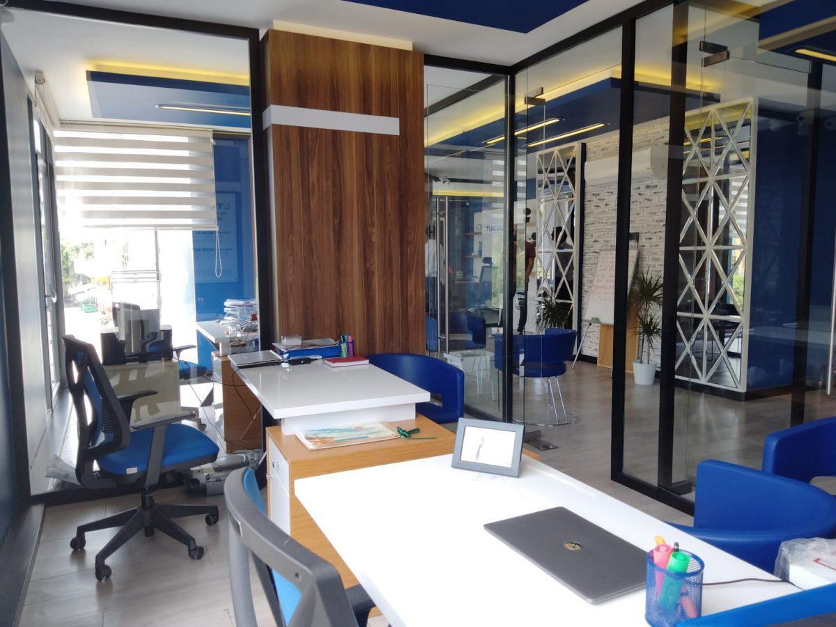 Офис с удачной локацией в центре Алании - Фото 12