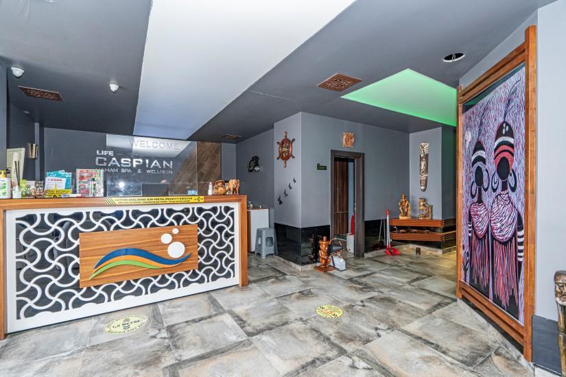 Трехкомнатная квартира с мебелью в Джикджилли  - Фото 23