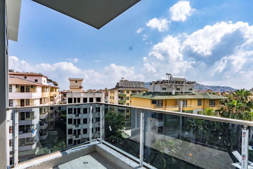 Новая квартира 2+1 в самом центре Алании - Фото 19