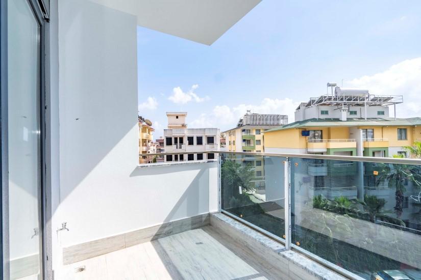 Новая квартира 2+1 в комплексе люкс в центре Алании - Фото 23