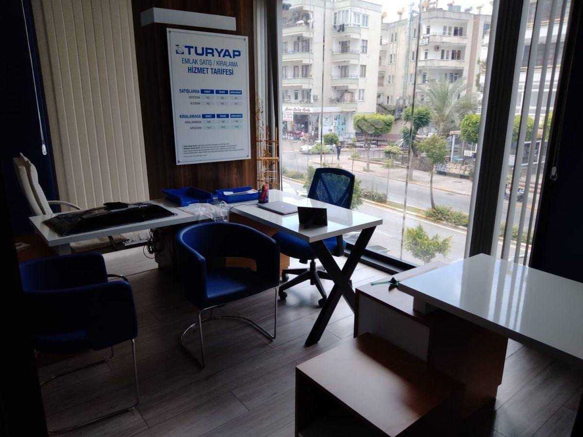 Офис с удачной локацией в центре Алании - Фото 13