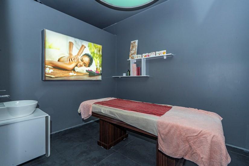 Трехкомнатная квартира с мебелью в Джикджилли  - Фото 25